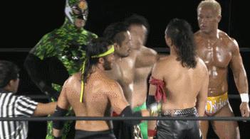 RT @Jocay19: Shut the fuck up Taguchi. #NJDest #NJPWWorld http://t.co/YFgpaP4mTj