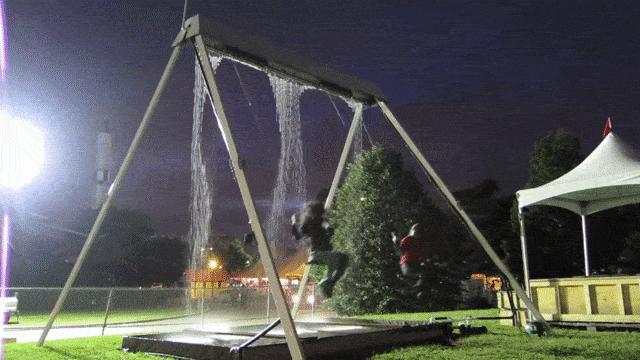 The waterfall swing.  # art #design  http://t.co/XdjJRvVcB0 http://t.co/bN3hNgo67C
