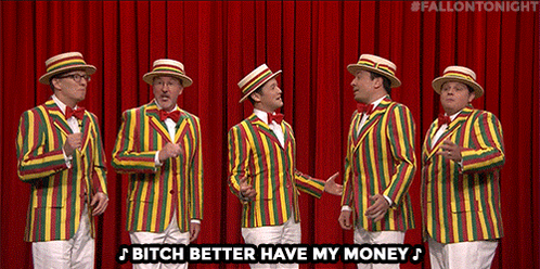 RT @FallonTonight: The Ragtime Gals & @hitRECordJoe sing a doo-wop