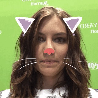 We had a purrrrfect time with @LaurenCohan today! Check it out: http://t.co/Lr2iw9qaOA http://t.co/nOCBgLiKEs