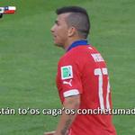 #PartyChilensisFtLaRoja –¿Gary cómo están los brasileños? – http://t.co/tzMLabkkHZ