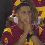 I cant believe we are losing to Steve Sarkisians old school - all USC fans right now. http://t.co/7d6E1uHPn5