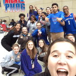 We might be biased but...our fans are pretty awesome. Shout out to the #KULateNight early birds! http://t.co/3Q8GG8cPAb