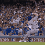 The Mets take Game 1 over the Dodgers 3-1! http://t.co/T2XrihcWsN