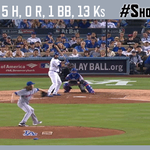 When youre tying Tom Seaver, youre doing something right: http://t.co/OfymIqNL6W #ShowStopper http://t.co/2Nj6ipUsN6