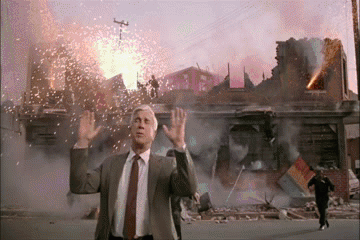 Instagram no funciona, se cae Facebook... Las oficinas tienen que estar así... http://t.co/BMwUUQblyY