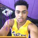 .@dloading's first #LakersMediaDay