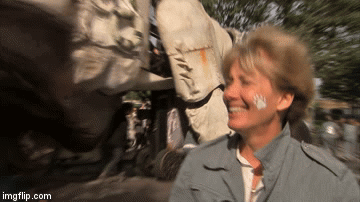 One hell of a victory dance... Emma Thompson reacts to Shell abandoning its Alaska Arctic drilling @GreenpeaceUK http://t.co/xCNdT18aJH