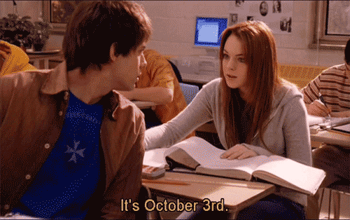 What day is it..!?