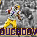 Hes done it again. Fournette gets a hat trick to go along with 239 rushing yards. #EMUvsLSU http://t.co/oOv92gFnJp