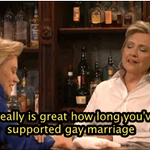 """ICYMI: Hillary made an appearance on """"SNL"""" last night — as a bartender named Val http://t.co/NN0rYXsJRo http://t.co/16LJqF9FNr"""