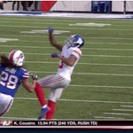Odell Beckham Jr. with one of the sickest incompletions youll ever see (via @UPROXXSports) http://t.co/aEt5sBVk1S