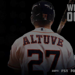 For the first time since '05, the Houston @Astros are BACK in the #postseason! http://t.co/HpzcCnRDJw #OwnOctober http://t.co/FeGi3XJCv7