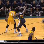 Russell to Randle http://t.co/sFF7QkMK0C