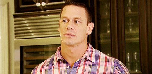 Nikki Bella after the #IronManMatch at #NXTTakeOver: *Turns to John Cena* I'm just as good as them. Right babe? Cena: http://t.co/mDEoVYVI5r