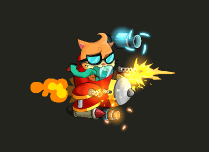 Main character (still nameless) in all its glory! #indiegamedev #gamedev #indiedev http://t.co/vg3L1Zux9s