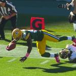 JJ gets it across the goal line. #Touchdown #STLvsGB http://t.co/PwYSpz5kY5