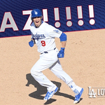 YAZ!! Two-run single!! Add a throwing error and three runs are in. #Dodgers lead 3-0! #LETSGODODGERS http://t.co/fbXeFy7qnY