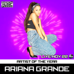 YAY #Arianators! Congrats @ArianaGrande on your #AMAs ARTIST OF THE YEAR nomination! ???? http://t.co/I9LQzA4OrB