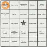 Stay engaged tonight with #DemDebate BINGO! http://t.co/FgjNm9vJWj via @brennawilliams http://t.co/VGvwLDC8fH
