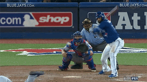 Jose Bautista is the absolute best. http://t.co/r5wulmsXBq