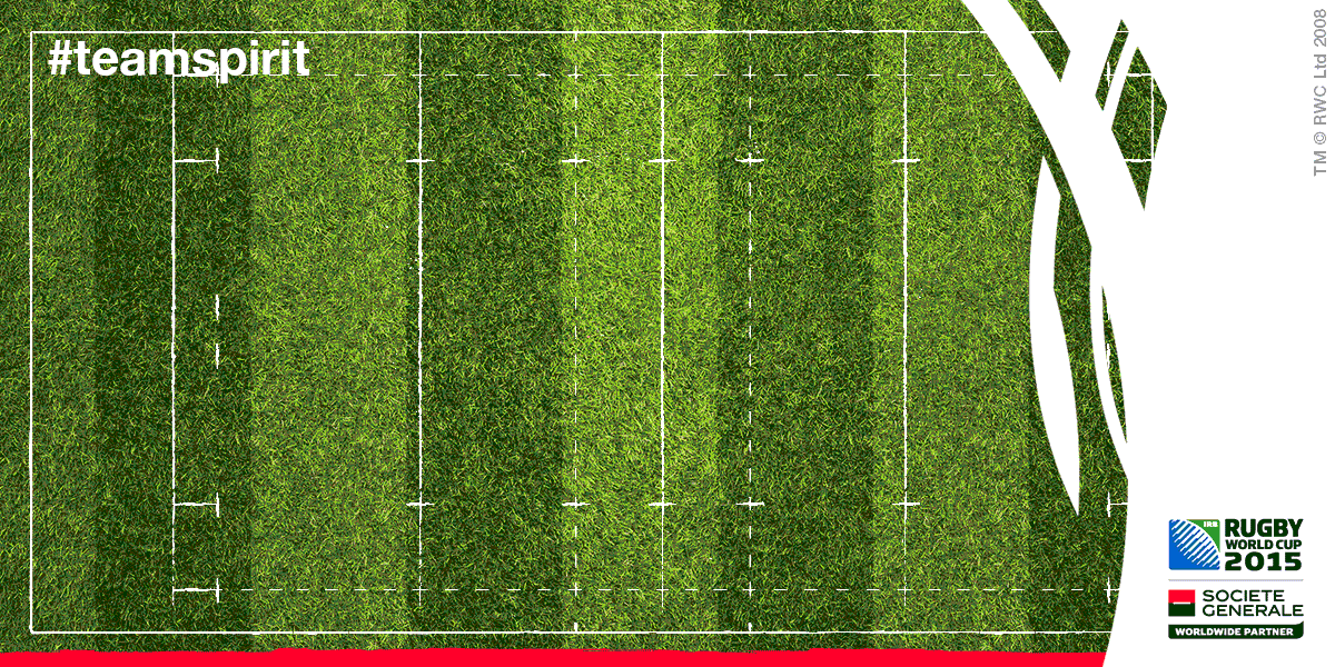 Final step: Crucial scrum! 100 RT are needed to slam the ball between the goalposts! Show your #TeamSpirit! #RWC2015 http://t.co/iY92odV7F7