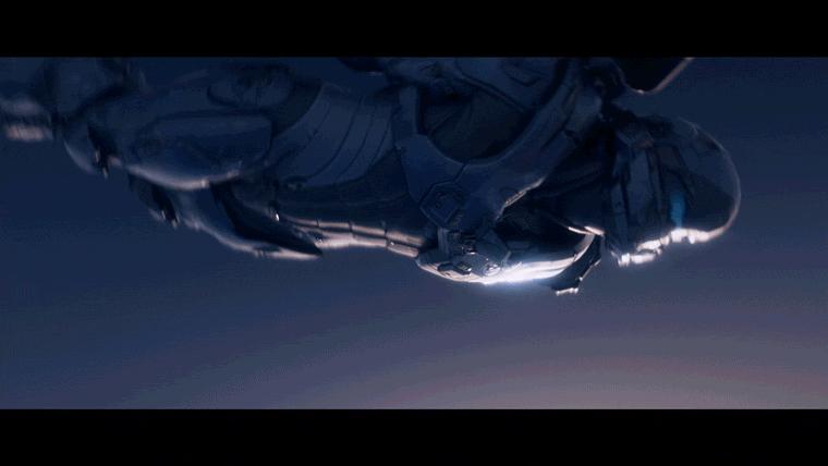 It begins! #Halo5 https://t.co/h6Oap8gR7E
