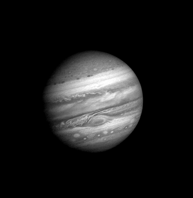 Jupiter as seen by Voyager 1 in 1979. More on this public domain gif here: https://t.co/sWiK0JprYJ https://t.co/17IrOy8nRt