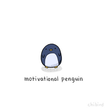It's the start of week 8! Let the motivational penguin help you through #mondaymotivation https://t.co/vHwQLKtWXs