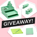 FREE STUFF! Enter to win @TheHauteMess #giveaway of v cute desk essentials! https://t.co/oC9vf0SeHw https://t.co/ygpjBgoff3