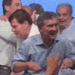 Que pena por el Pueblo Argentino ... (Dicen que los Buitres comen bailando)  https://t.co/L8xBcDPJBT