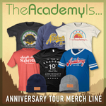 The #AH10 merch line, presented in a gif for your viewing pleasure. https://t.co/LeKkTaxiYE