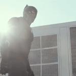 Whoa... #BlackPanther in #CaptainAmericaCivilWar https://t.co/RJKCAdbt6I