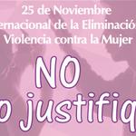 En el MININTER le decimos NO a la violencia contra la mujer. #NoTeCalles, denuncia a la línea 100 https://t.co/eUIhtVlagP