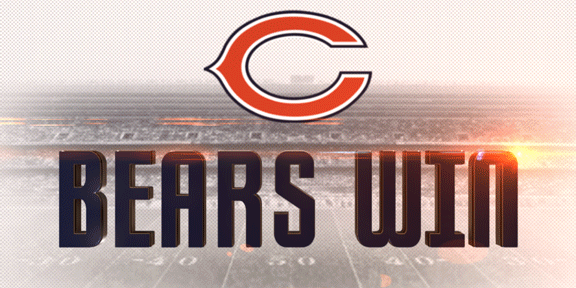 FINAL: #Bears 17, Packers 13. THAT'S what we're thankful for. #CHIvsGB https://t.co/vaBS1uHQXc