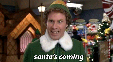 only two weeks until christmas whos listening to holiday tunes around the clock