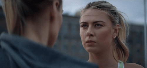 RT @Adweek: Ad of the Day: Sharapova competes against herself in this epic spot for the Porsche 911. https://t.co/yLBQyHC55K https://t.co/o…