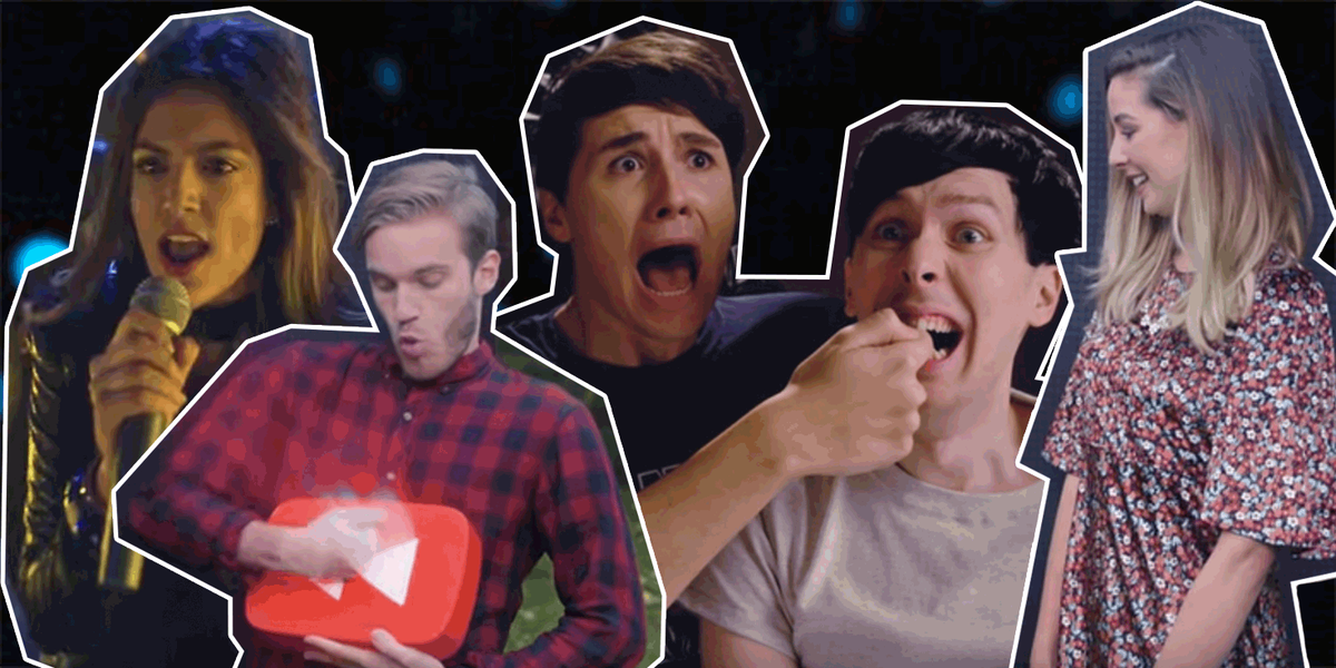 Dan and Phil YouTube Rewind 2015