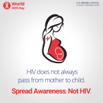 #HIV does not always pass from mother to child. #WorldAidsDay https://t.co/Mubs6jherx