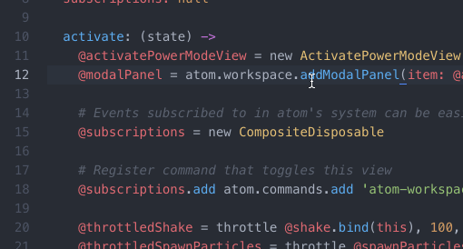 Write code that literally shakes your screen thanks to the power mode package for Atom. https://t.co/Hgu4TAE3mv https://t.co/xqiVyVNoXY