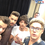 The boys at Jingle Ball. Theyre so cute :((( -A https://t.co/MRhbQBsjxE