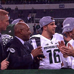 Connor Cook has no time for pleasantries with two-time Heisman winners https://t.co/CfNuzBLuLb