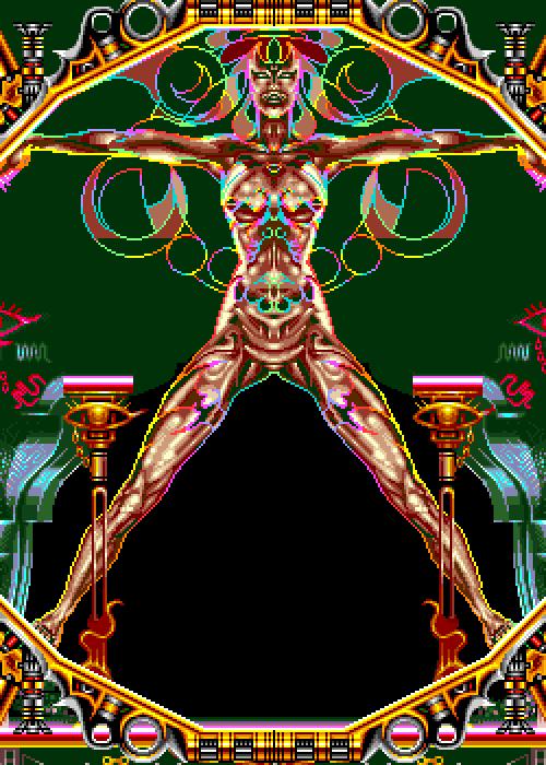 Osman(Cannon Dancer/キャノンダンサー)【Arcade・Mitchell・1996.02.13】 #retrogaming #arcade #classicgaming #Japan https://t.co/EP2T9wd2iA