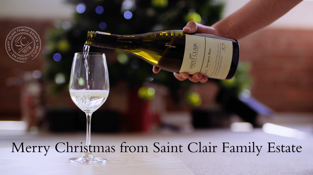 Merry Christmas from Saint Clair Family Estate #wine https://t.co/FQ0929hAbr