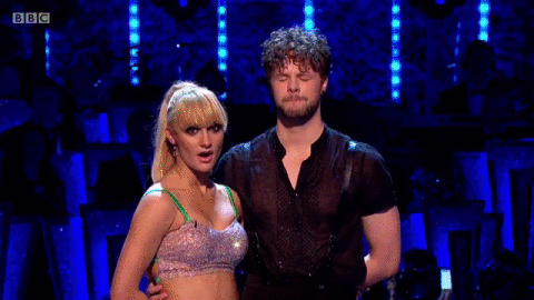 Give it up for our #Strictly 2015 winners: @JayMcGuiness & @AlionaVilani!