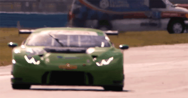 Retweet if you're excited to see the new @Lamborghini Huracan GT3 take on the rest of the GTD field in the #Rolex24. https://t.co/QPbjkP7eGV