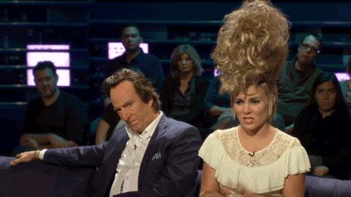 Les coiffures de @Penelopemcquade au #ByeBye2015 <3 https://t.co/Z1xpSwzi1h https://t.co/q4Qv7gCeJx