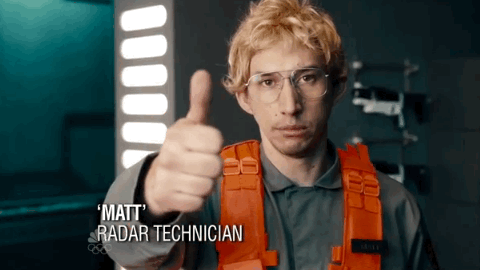 Here's the Undercover Boss sketch from tonight's SNL. https://t.co/OMdA3hR2iI #TheForceAwakens https://t.co/NlLMkmNykZ