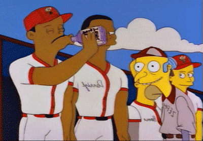 Congrats to Ken Griffey Jr., who made it despite his ordeal with the tonic. https://t.co/NOAPJhEcbl
