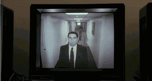 """He was here."" —Dale Cooper. #DavidBowie @Kyle_MacLachlan #TwinPeaks https://t.co/EGz9PX5c1w"